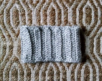 Large Ribbed Earwarmer