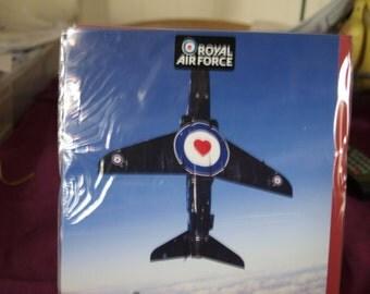 Aeroplane Card
