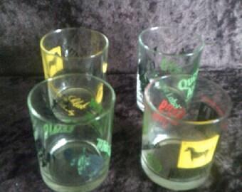 Retro Whisky Glasss 4 of