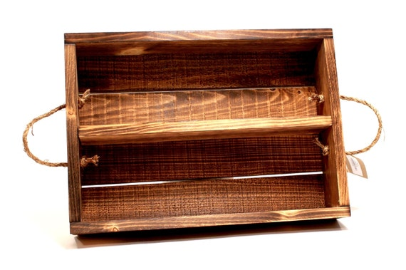 Handmade Spice Rack --- Flintface Woodshop