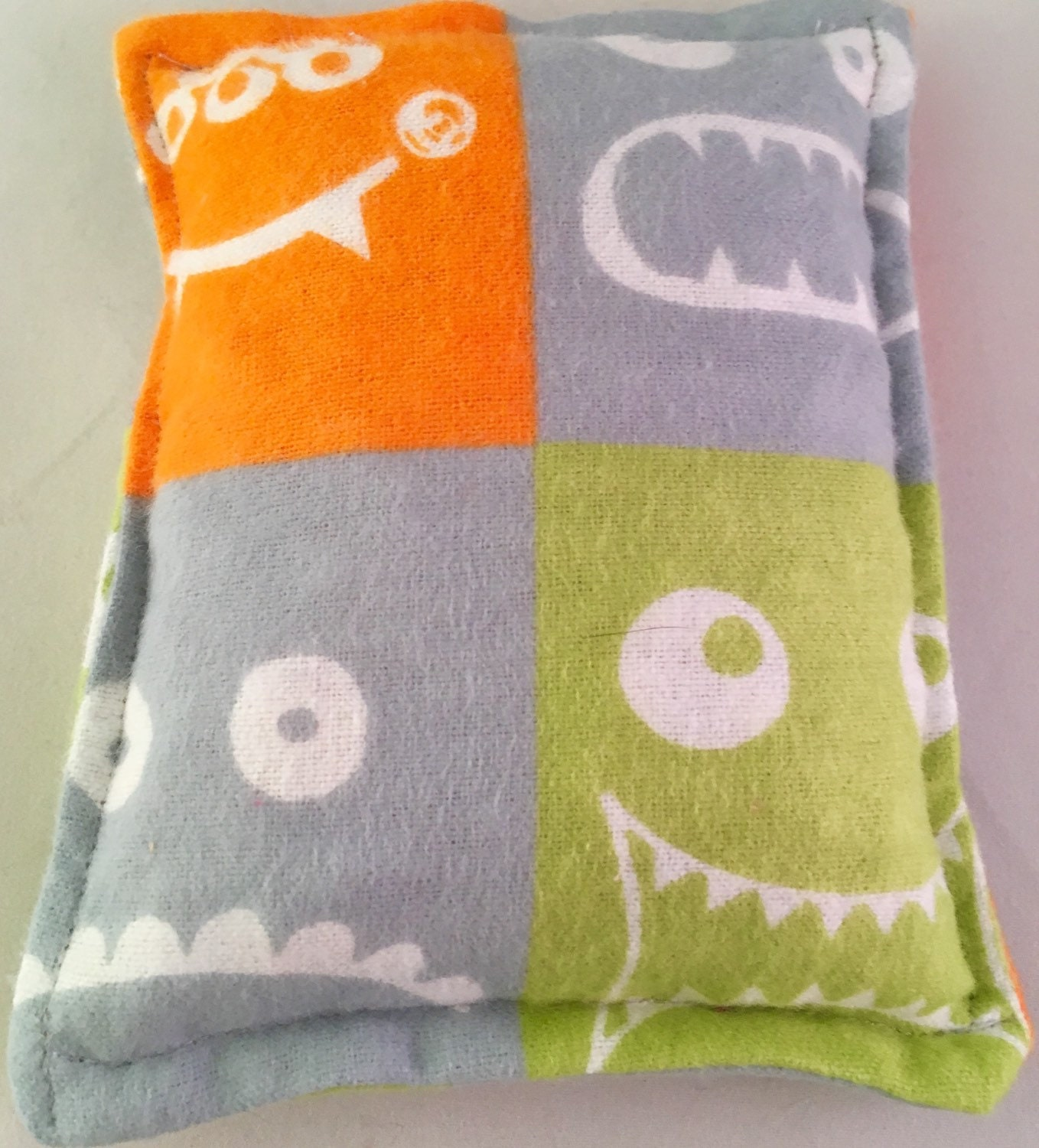 Mini Ouch Pouch Kids Ice Pack Heat Pack Flannel By