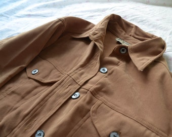 Vintage Tangibles Button Up Shirt