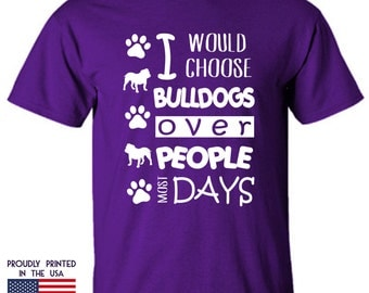 I would choose Bulldogs over People most Days Ttd1