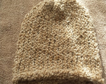 Adult size slouchy hat