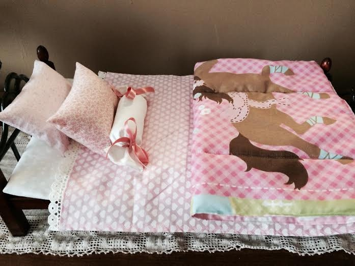 Horse-themed bedding set girl birthday gift Our by MumsMittens