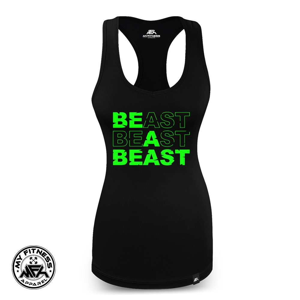 Workout Tops: Beast Tank Tops Workout Tanks Beast Tank Fitness Tank Top