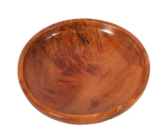 Exotic Wooden Fruit Bowl