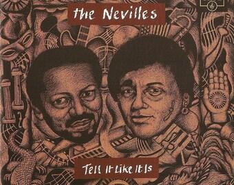 The Nevilles - Tell It Like It Is