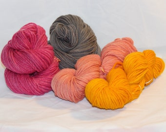 Naturally Dyed Weavers Pack (3)