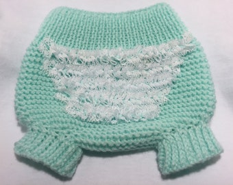 Lacy Bloomers