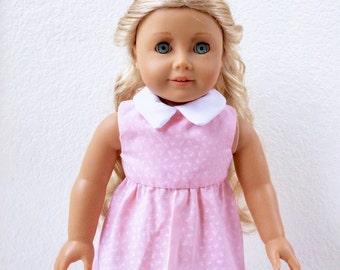 Pink Jane Dress