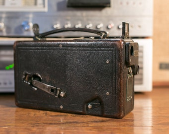 Cine Kodak - Model B - Leather Case - 16mm Movie Camera
