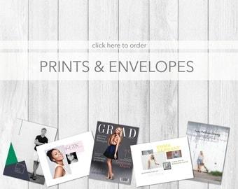 Physical Prints & Envelopes