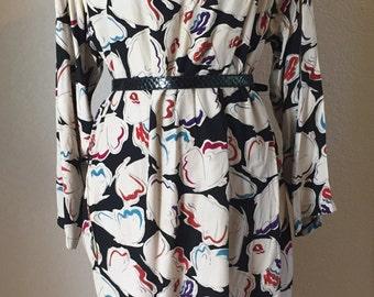 Vintage 1980's Krizia Dress
