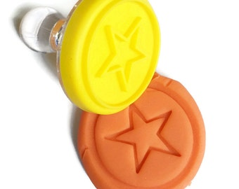 Kids Gift Ideas - Dough Stamper - Kids Gift - Star