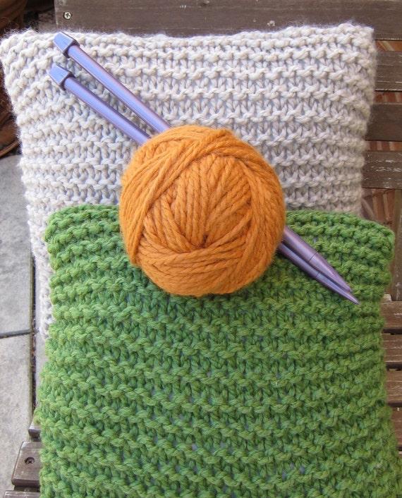 Knitting Kit For Beginners Walmart : Knitting kit diy beginner knit your own accent or x