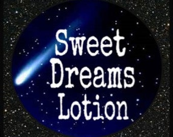Sweet Dreams Lotion