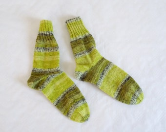Adult socks, aniseed socks, woman socks, man socks, winter accessories, christmas gift, handmade socks, man gift, woman gift, knitwear