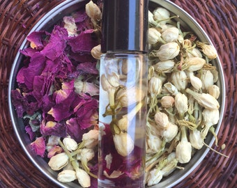Jasmine Rose Body Oil