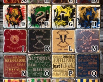 Harry Potter (Mix and Match) Coaster or Decor Accent