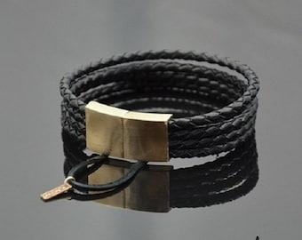 Bracelet Strap Bronze