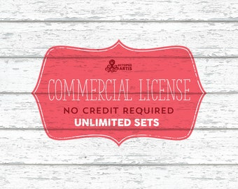 Whole Shop Commercial License NO Credit required / Unlimited present and future sets