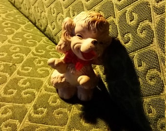 Vintage Rubber Dog Toy