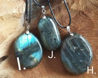 Madagascar/ Natural /Labradorite Gemstone/