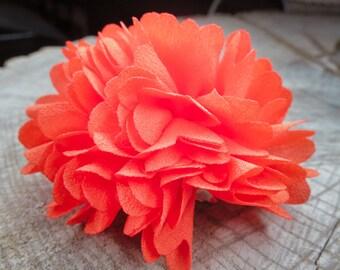 Marigold Hair Clip ~1 pieces #100765