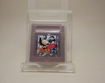Mario picross Gameboy Reproduction