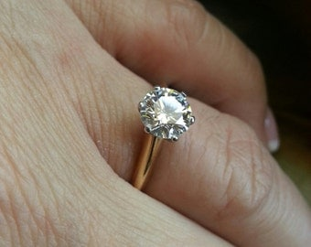 Tiffany & Co. Diamond Engagement Ring - the lowest priced ever!!!