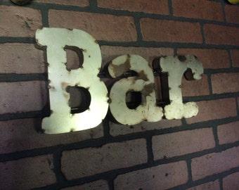 Bar Sign - FREE SHIPPING!