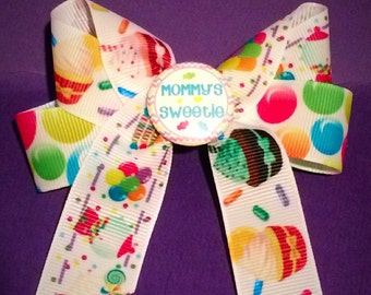 Mommy's Sweetie Bow