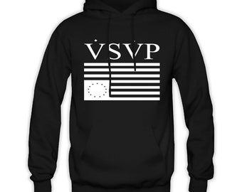 VSVP ASAP ROCKY Hooded Sweatshirt