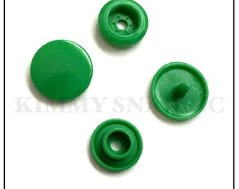 B51 Kelly KAM Snaps, KAM Snap Set, Plastic Snap Buttons, KAM Snap Fasteners, Plastic Snaps for Cloth Diapers, Plastic Snap Closure