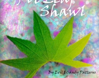 Pot Leaf Shawl Pattern