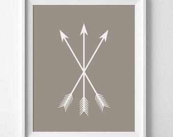 Arrow Wall Art arrow wall art | etsy