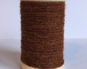 Rustic Wool Moire Thread - Color #714