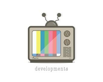 Developments. A Digital Download.