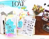 His Love Devotional Kit