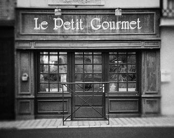 Paris restaurant paris print cafe paris photography bistro travel print fine art photography french wall art home decor paris wall decor