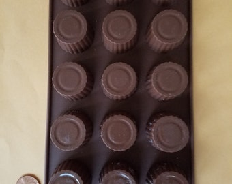 Chocolate Candy Round Molds