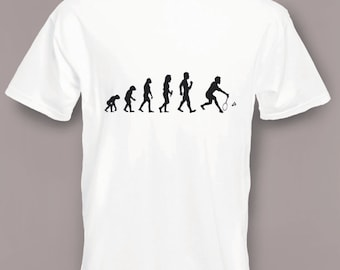 Evolution To Badminton to t-shirt Funny Badminton Player T-shirt sizes S TO 2XXL