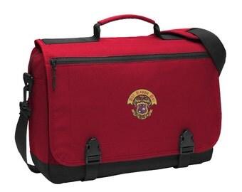 Phi Kappa Psi Messenger Briefcase