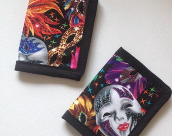 Phantom of the Opera Wallet / Credit Card/ Business Card Case