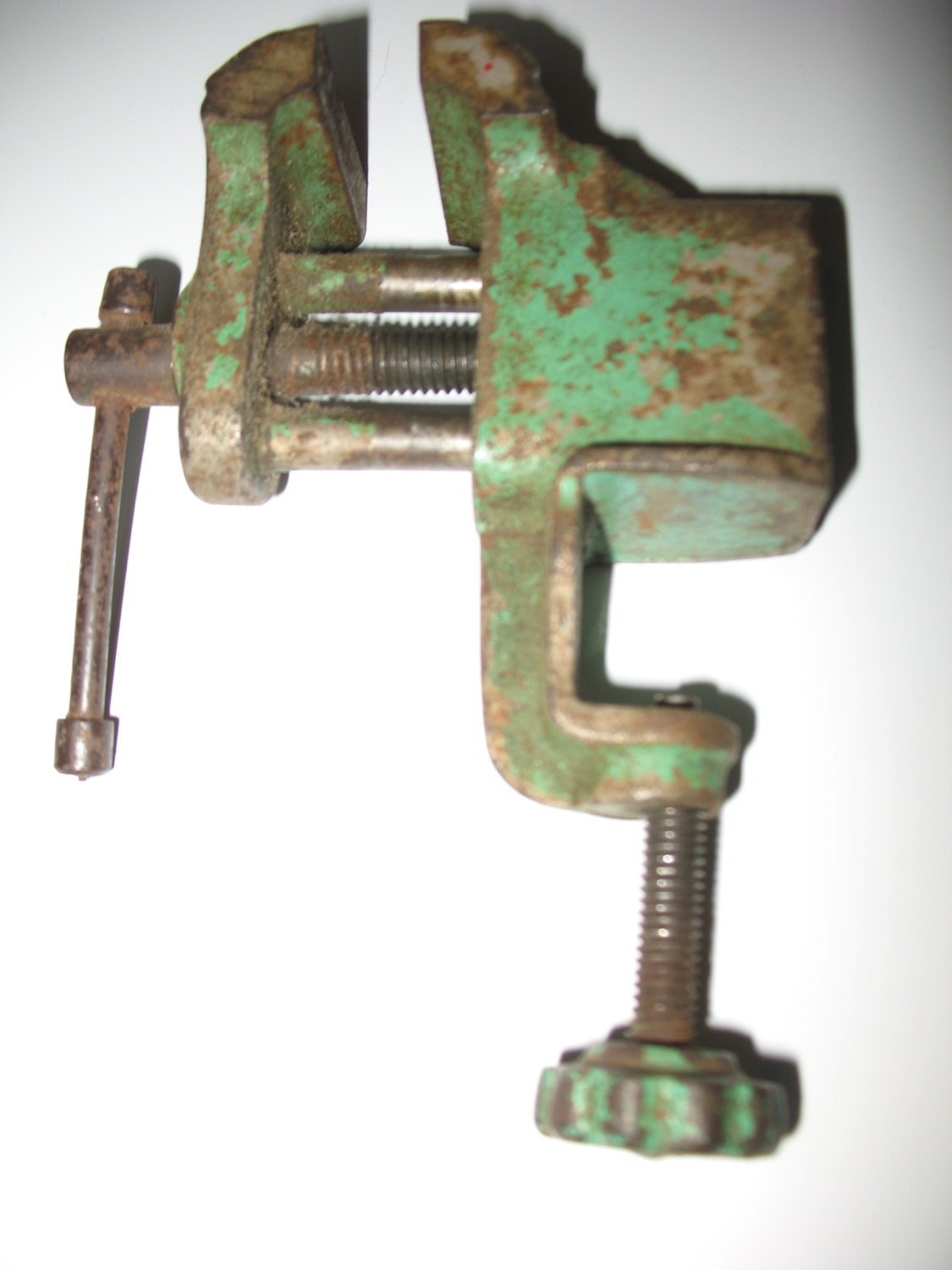 Clamp table for small jobs collector s item tool metal