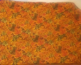 Havest Placemat and Candy Corn Table Runner