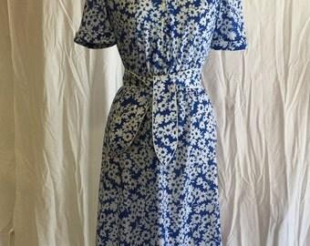 """Summer Dress """"Leslie Fay""""  Vintage"""