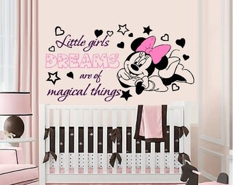 Little Girls Dreams are of Magical things