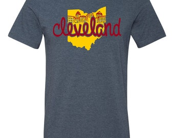 Our State Cleveland T-Shirt